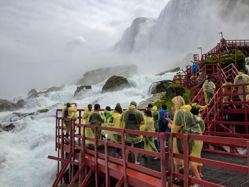 Cave of the Winds at Niagara Falls