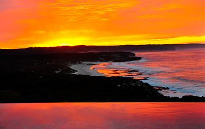 Sunrise Kangaroo Island, Australia