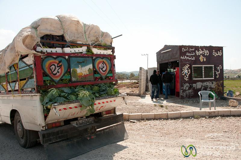 Roadside Coffee Stop - Jordan