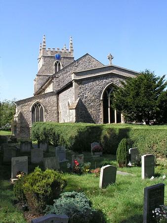 Aston Rowant (1 Church)