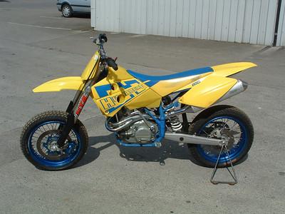 2003 Spare Bike