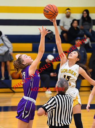 12-2-19 - Northwest Christian @ Bourgade Catholic - Girls basketball