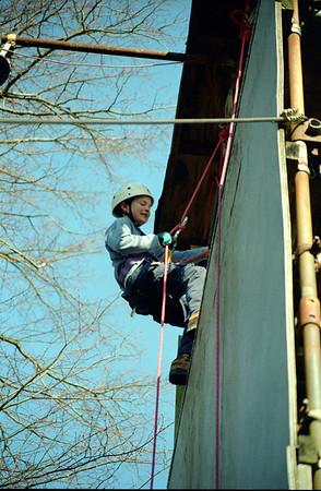 Downe Mini Patrol Camp 2003