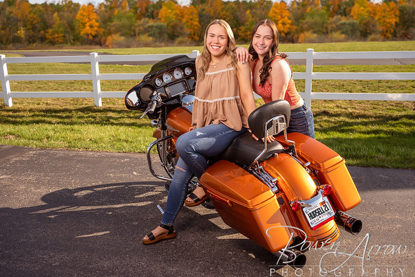 Jessica and Missy Hursell 2021