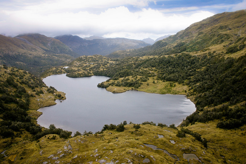 Back country, Fiordland NZ
