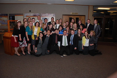 LDSSA Council Parent Appreciation 2011