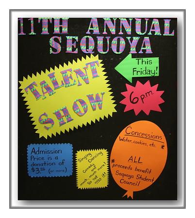 SEQUOYA TALENT SHOW 2015
