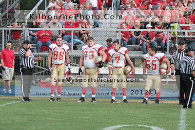 Bears vs Generals Aug 24, 2012