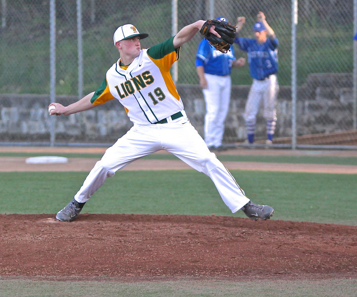 West Linn vs McNary April 7, 2014
