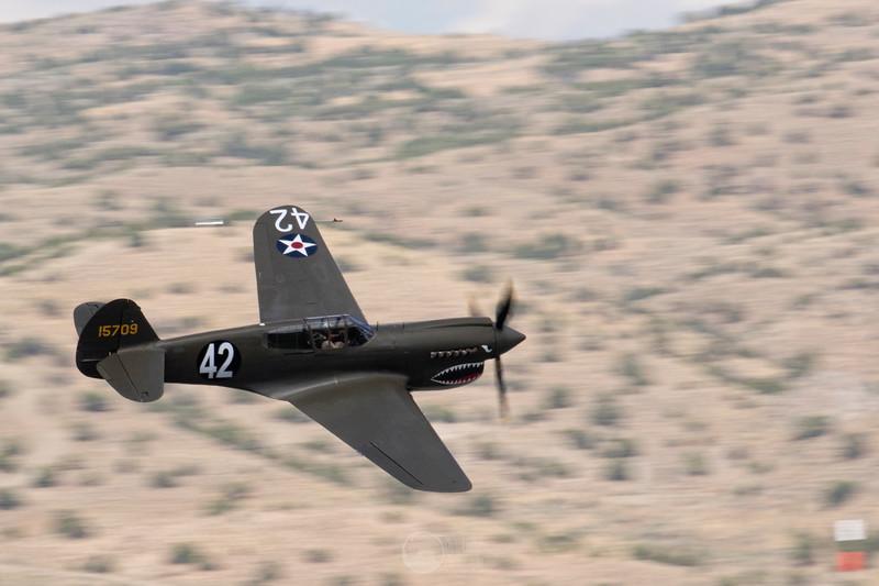 TexasWarhawk, Race 42