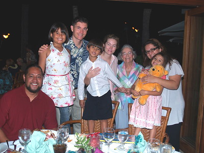 2007 Thanksgiving Buffet 11-22-2007