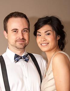 Mike and Stephanie