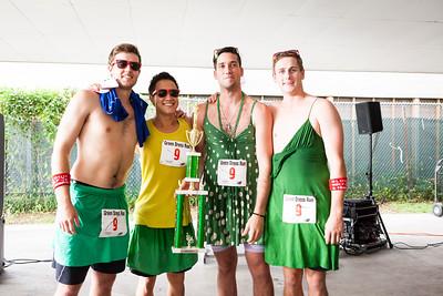 FFP - Green Dress Run - 2013