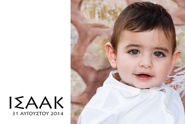 2014 - 08 - 31 Album Βάπτισης Ισαάκ