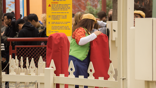 Disneyland Resort, Disney California Adventure, Paradise Pier, Paradise, Pier, Goofy's Sky School, Goofy, Fast Pass, FastPass, Fast, Pass, MaxPass, Max