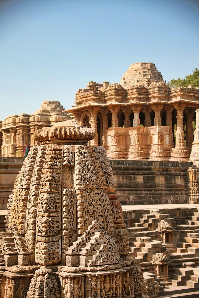 Ahmedabad India Sun Temple
