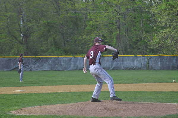 BASEBALL WALL VS MATAWAN