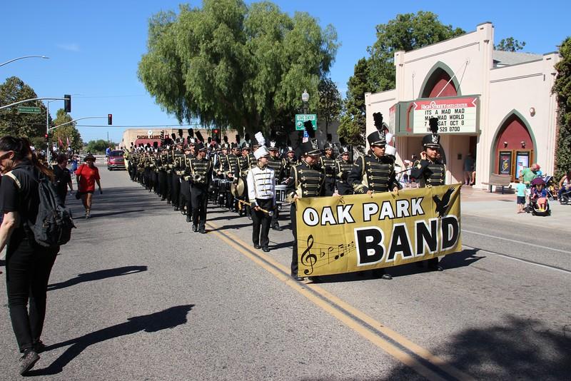 Moorpark Parade