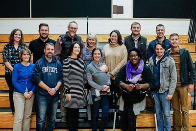 Mentoring for Ministry Fall 2019