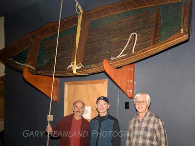 Lap Strake Boat