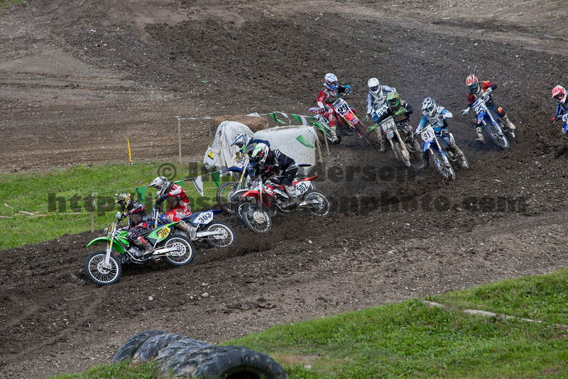 29th Annual New York State Motocross Championships, Day 1, September 17, 2011, Broome-Tioga Sports Center