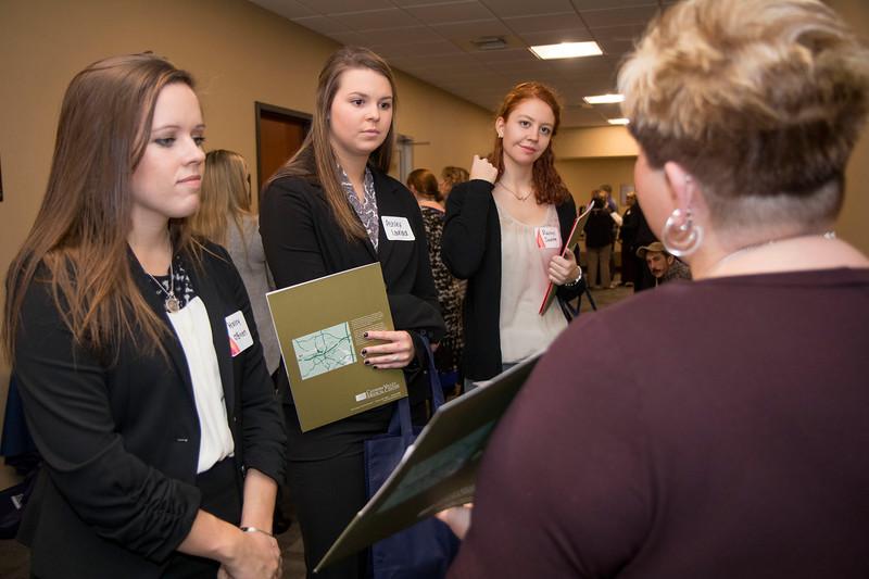 GWU 2017 Healthcare Career Fair