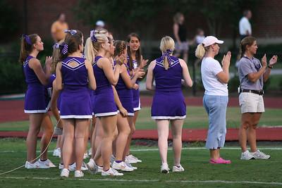 Darlington Varsity Cheerleaders 2005