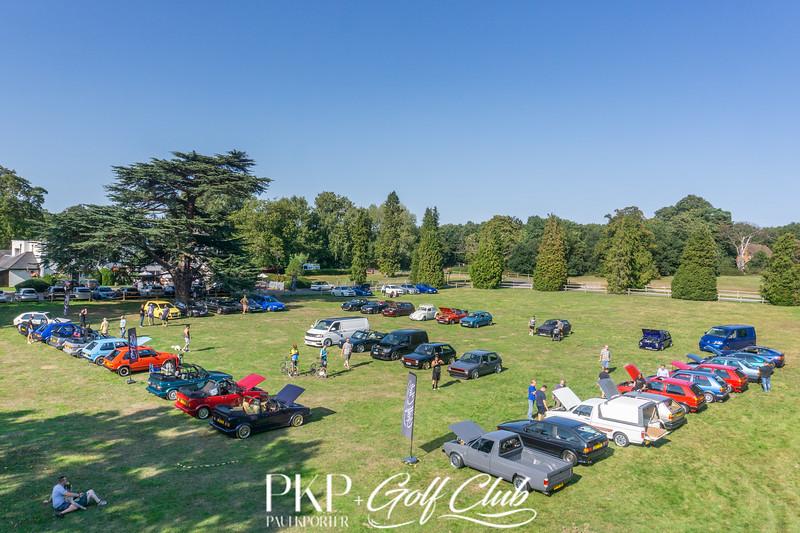 Golf Club meet, Sept 13 2020 The Fairmile in Cobham