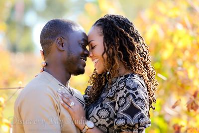 Cheyann & Sam engagement shoot 11-12-2017