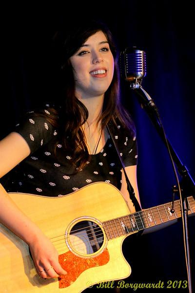 Olivia Wik - Food Bank Fund Raising concert at the Blue Sky Cafe