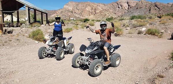 5-29-19 Eldorado Canyon ATV & Goldmine Tour