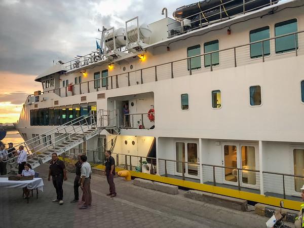 2017-12-29 Costa Rica & Panama Canal