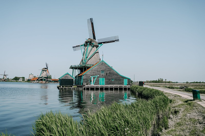 day trips from amsterdam to kinderdijk