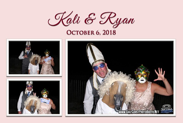 Kali & Ryan Wedding Reception