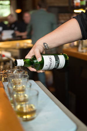 July 10, 2015 - Laphroaig Pub Crawl / Whiskey Week
