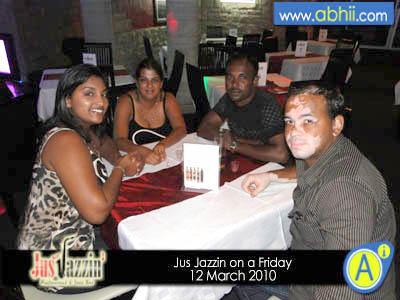 Just Jazzin - 12th March 2010