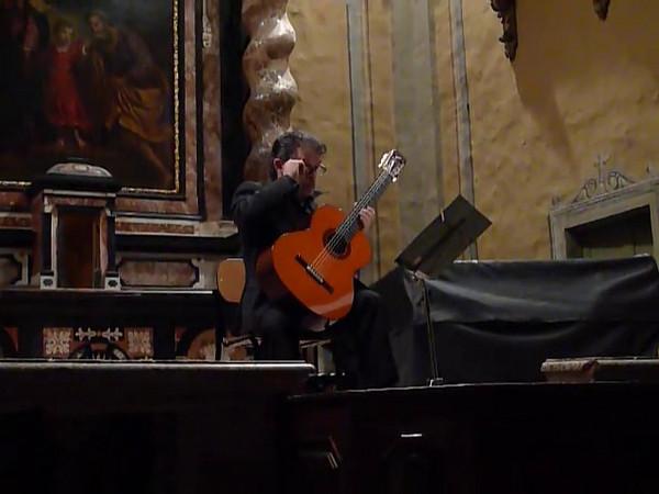 Giovanni Freiria, Pinerolo, Sala Concerti Italo Tajo, Chiesa di San Giuseppe - 11 marzo 2011