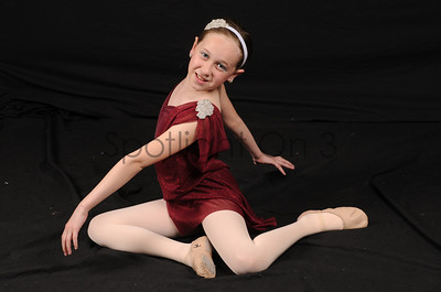 Thursday at SBPS - Ballet II, Ms. Sioned