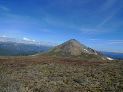 Mt Boreas and Bald Mountain