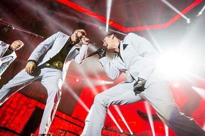 Backstreet Boys, Uken 2014
