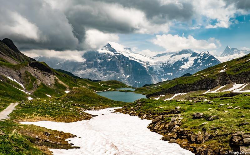 Schynige Platte to Grindelwald First Walk