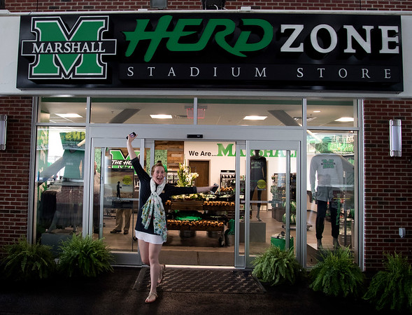 Herd Zone Stadium Store-Sept. 2017