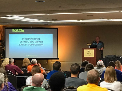 Scenes from the 2017 International Safety Competition