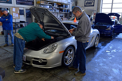Annual Autocross Tech Inspection - February 8