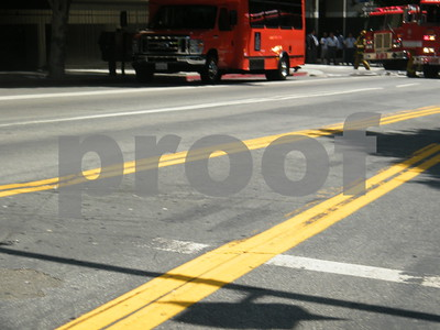 GAS LEAK INCIDENT ON WILSHIRE 7-28-09