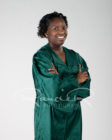 Graduation Session - Shatia Gore