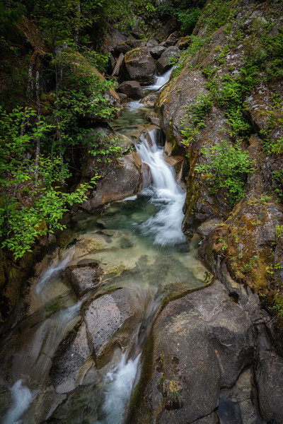 Flow at Thornton Creek