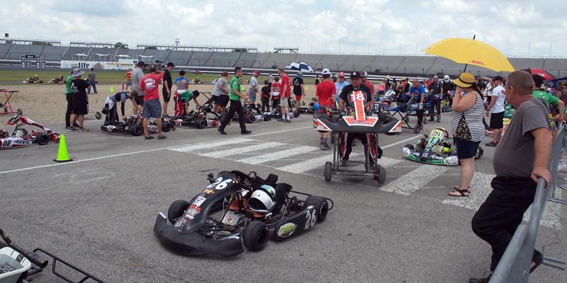 USAC  Karting