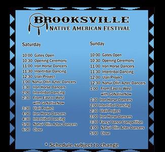 2016-02-07...Native American Festival...Brooksville,Fl
