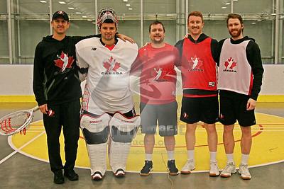9/28/2019 - Team Canada Practice - Poirier Forum, Coquitlam, BC, Canada